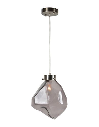 Ren-Wil Agathe Ceiling Pendant Light-GREY-One Size