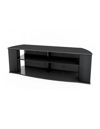 Prepac Essential TV-Stand-BLACK-One Size