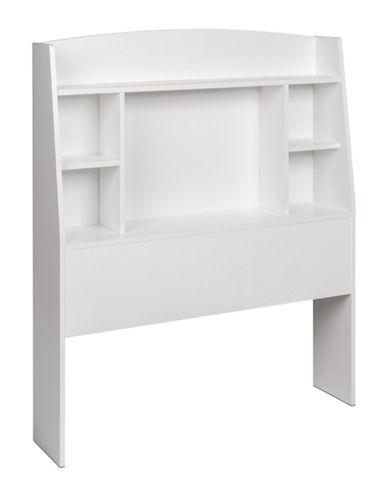 Prepac Astrid Twin Headboard-WHITE-One Size