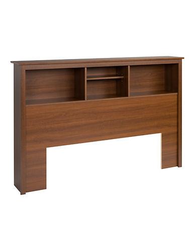 Prepac Full/Queen Bookcase Headboard-CHERRY-One Size