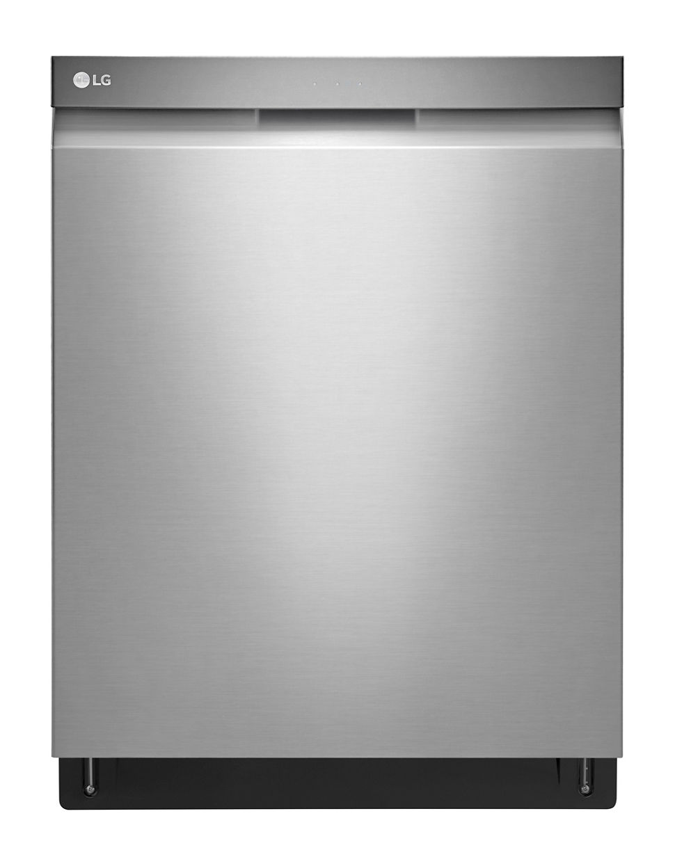 Dishwasher hudsons bay ldp6797st top control with flush handle quadwash and height adjustable 3rd rack stainless steel junglespirit Images