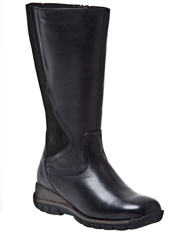 Blondo Anouk Mid-Calf Boots-BLACK-9