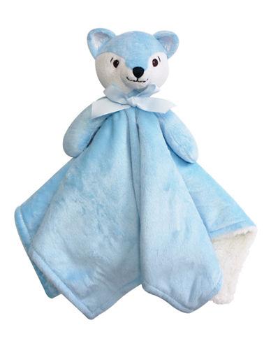 Piccolo Bambino Cuddly Pal Blanket - Blue Fox-BLUE-One Size