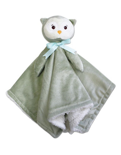 Piccolo Bambino Cuddly Pal Blanket-GREY-One Size