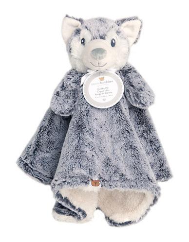 Piccolo Bambino Cuddly Pal Wolf-GREY-6-18 Months