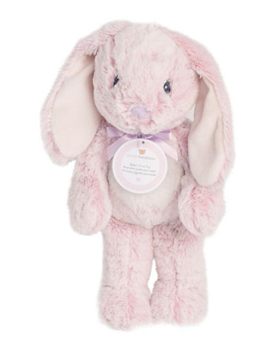 Piccolo Bambino Toy Bunny-PINK-6-18 Months