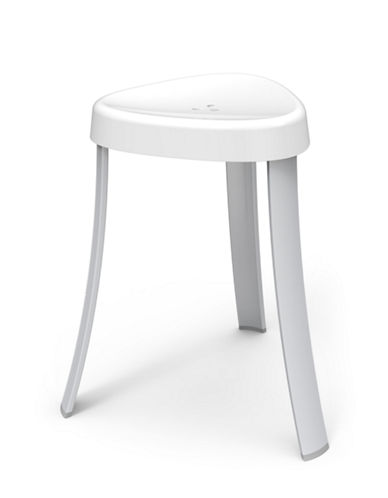 Better Living Spa Shower Seat-WHITE-One Size