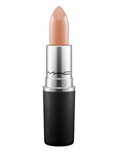 M.A.C Lipstick - Nudes-SATIN PEACHSTOCK-One Size