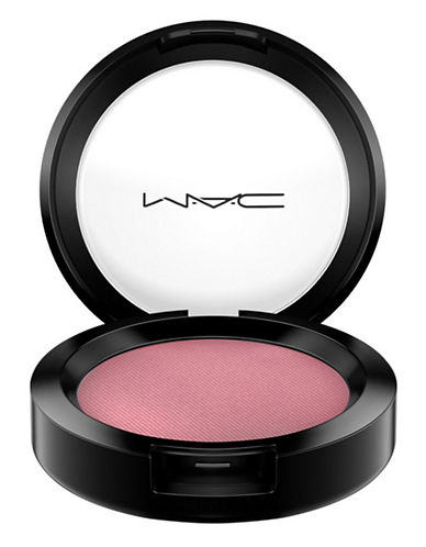 M.A.C Powder Blush-BREATH OF PLUM-One Size