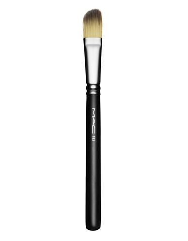 M.A.C 193 Angled Foundation Brush-NO COLOUR-One Size