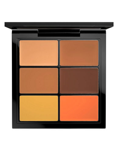 M.A.C Studio Conceal and Correct Palette-DARK-One Size