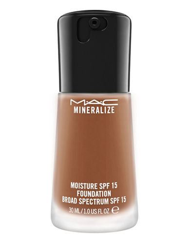 M.A.C Mineralize Moisture Foundation-NC50-One Size