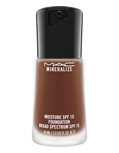 M.A.C Mineralize Moisture Foundation-NW50-One Size