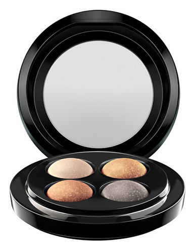 M.A.C Mineralize Four-Powder Eye Shadow-GLIMMER OF GOLD-One Size