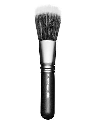 M.A.C 187SH Duo Fibre Face Brush-NO COLOUR-One Size