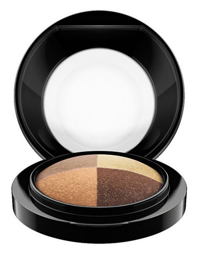 M.A.C Mineralize Eye Shadow - Quad-GOLDEN HOURS-One Size
