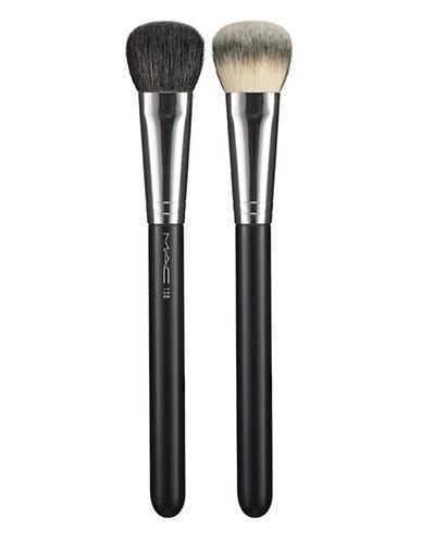 M.A.C 128 Split Fibre Cheek Brush-NO COLOUR-One Size