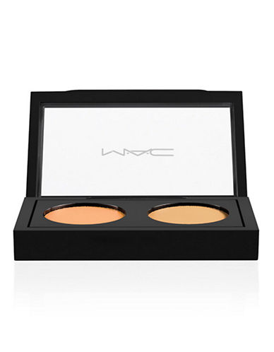 M.A.C Studio Finish Concealer Duo-NW20 NC25-One Size