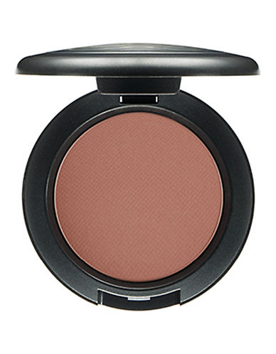 M.A.C Powder Blush-SWISS CHOCOLATE-One Size