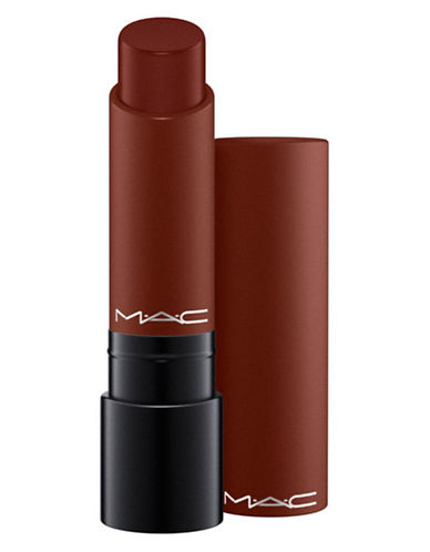 M.A.C Liptensity Lipstick-DOUBLE FUDGE-One Size