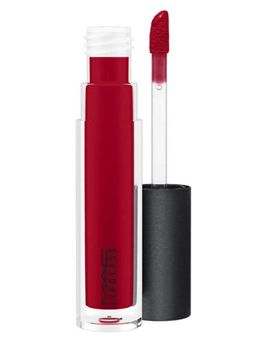 M.A.C Lipglass-RUBY WOO-One Size