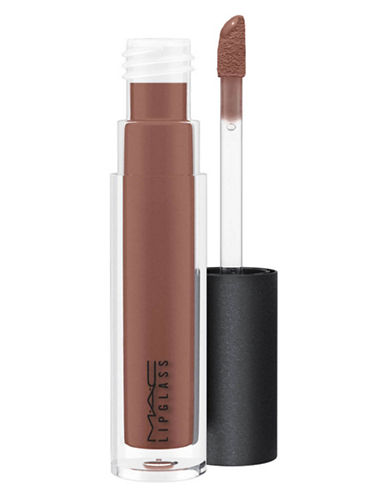 M.A.C Lipglass-CHESTNUT-One Size