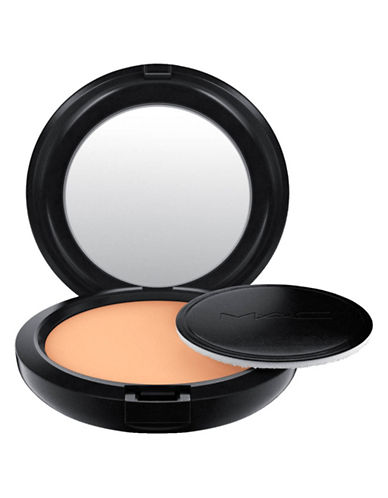 M.A.C Next to Nothing Pressed Powder-MEDIUM DEEP-One Size