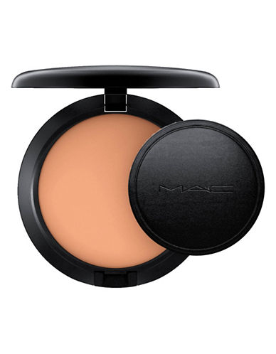 M.A.C Next to Nothing Pressed Powder-DARK DEEP-One Size