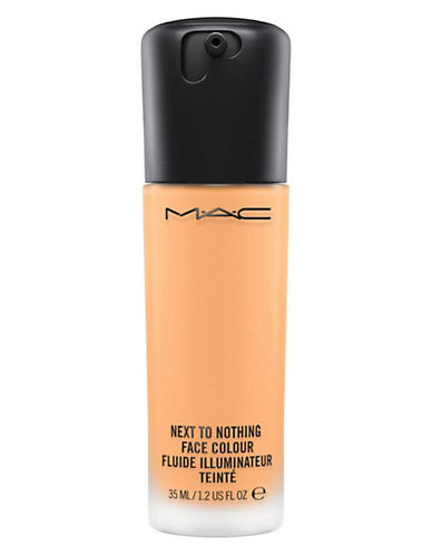 M.A.C Next to Nothing Face Colour-MEDIUM DARK-One Size