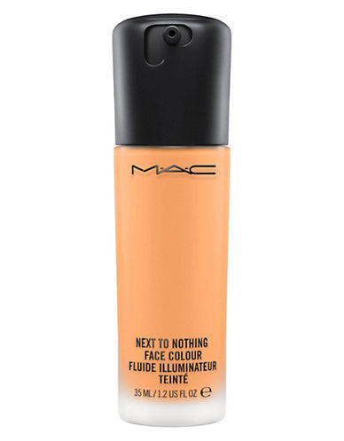 M.A.C Next to Nothing Face Colour-MEDIUM DEEP-One Size