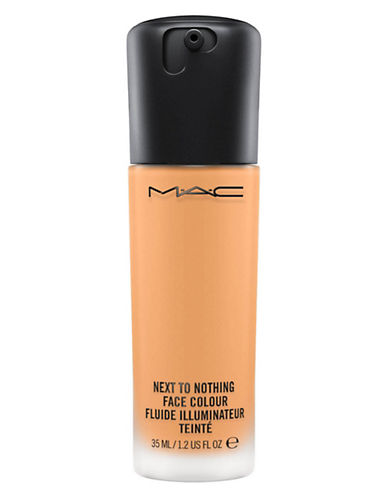 M.A.C Next to Nothing Face Colour-DARK-One Size