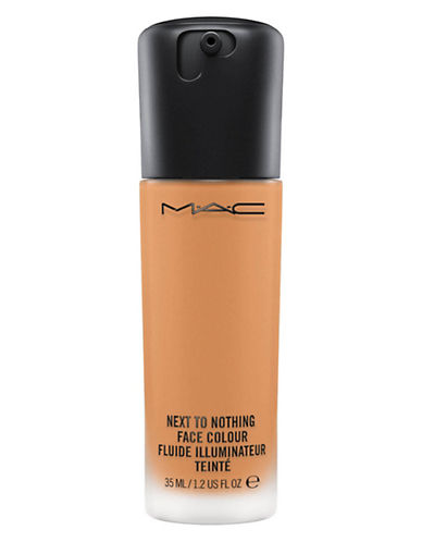 M.A.C Next to Nothing Face Colour-DARK PLUS-One Size