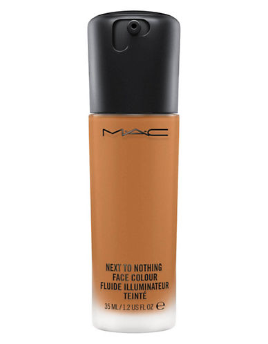 M.A.C Next to Nothing Face Colour-DARK DEEP-One Size
