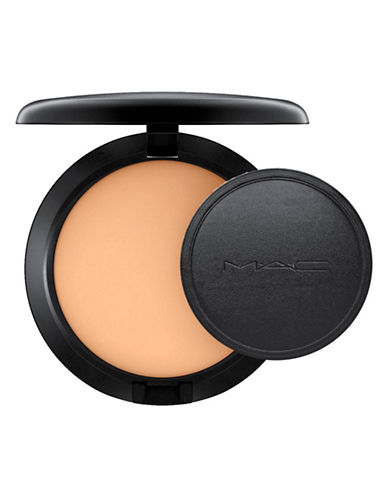 M.A.C Pro Longwear Pressed Powder-MEDIUM GOLDEN-One Size