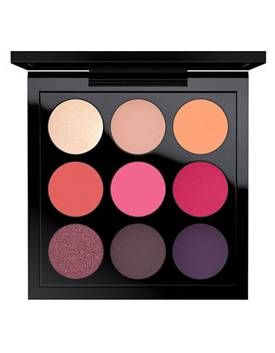 M.A.C Eye Shadow X 9: Red-Hot Times Nine-RED-HOT-One Size