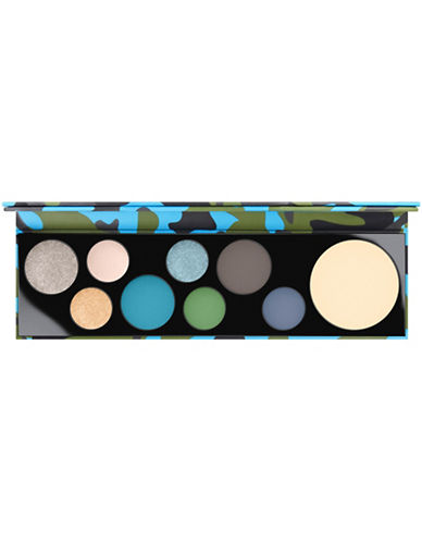 M.A.C Rockin Rebel Eyeshadow Palette-ASSORTED-One Size