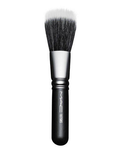 M.A.C Duo Fibre Face Brush-NO COLOR-One Size