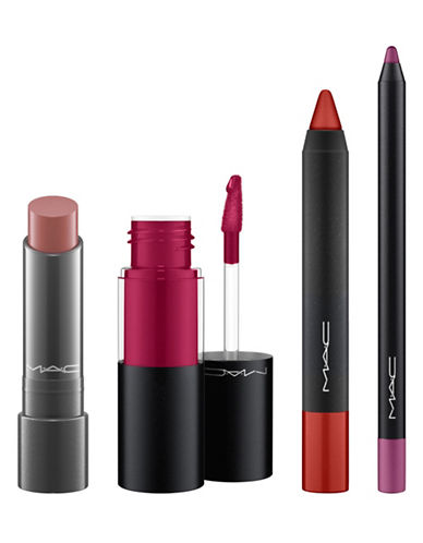 M.A.C Lip Kit 4-NO COLOUR-One Size