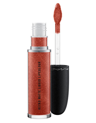 M.A.C Retro Matte Liquid Lipcolour-FOILED-One Size