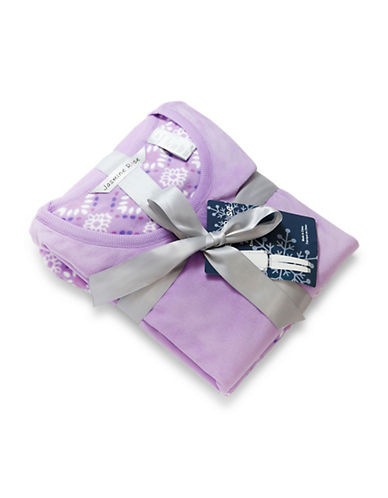 Jasmine Rose Floral Pajamas-LAVENDER-Medium