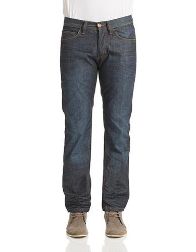 Strellson Sportswear Hammet Regular Fit Jeans-DARK USED-30X34