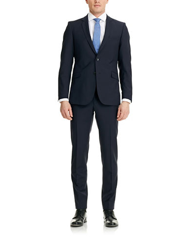 Strellson Allen Mercer Suit Set-NAVY-34
