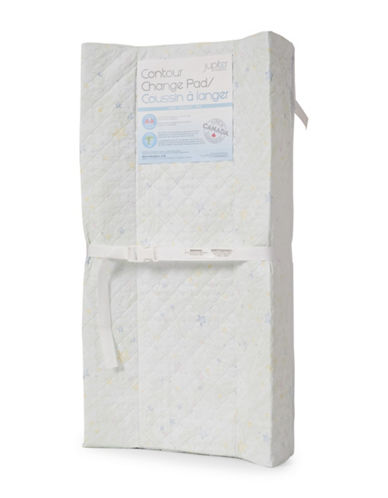 Jupiter Contour Change Pad-WHITE-One Size