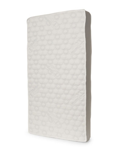 Simmons Thermo Deluxe Superior Mattress-WHITE-One Size