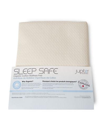 Jupiter Sleep Safe Mattress Cover-BEIGE-One Size