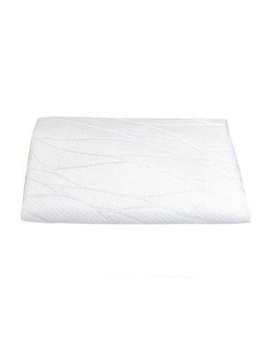 Jupiter Tranquility Mattress Cover-WHITE-One Size