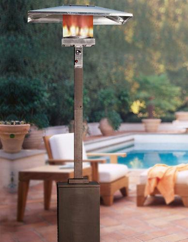 Paramount Square Pole Patio Heater-BRONZE-One Size