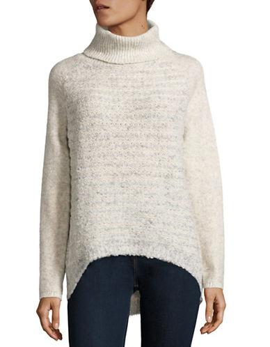 Line Vera Linen-Wool Turtleneck Pullover-WHITE-Large 88513103_WHITE_Large