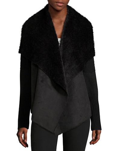 John & Jenn Sienna Open-Front Jacket-BLACK-Medium 88723829_BLACK_Medium