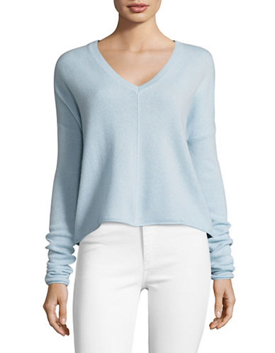 Line Jude Cashmere Sweater-BLUE-Small